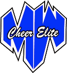 Midwest Cheer Elite – Toledo Logo